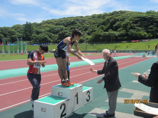 第61回九州実業団選手権大会記録掲載しました。